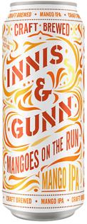 Innis & Gunn Mangoes on the Run IPA 500 ml