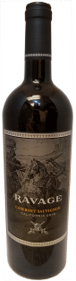 Ravage Cabernet Sauvignon 750 ml