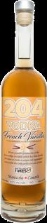 204 Vodka French Vanilla 750 ml
