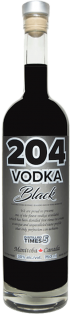 204 Spirits Vodka Black 750 ml