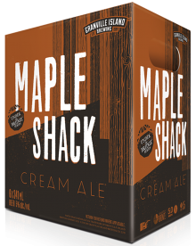 Granville Island Maple Shack Cream Ale 6 x 341 ml