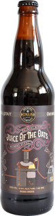Oxus Brewing Company Juice of the Oats Oatmeal Stout 650 ml