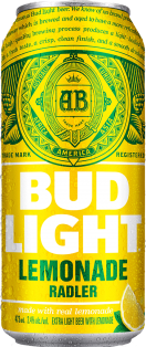 Bud Light Lemonade Radler 473 ml