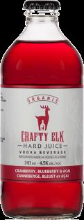 Crafty Elk Hard Juice Acai & Blueberry 341 ml