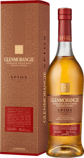 GLENMORANGIE SPIOS HIGHLAND SINGLE MALT SCOTCH WHISKY 750 ml