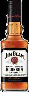 Jim Beam Kentucky Straight Bourbon Whiskey 375 ml