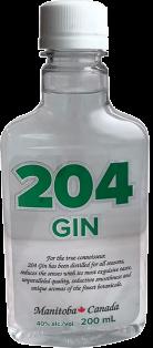 204 Spirits Gin 200 ml
