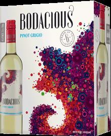 Bodacious Pinot Grigio 4 Litre