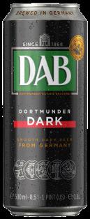 DAB Dark Lager 500 ml