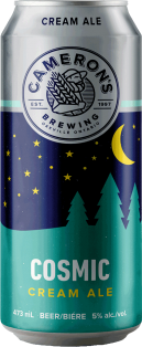 Cameron's Brewing Cosmic Cream Ale 473 ml