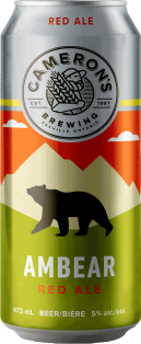 Cameron's Brewing Ambear Red Ale 473 ml