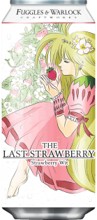 Fuggles & Warlock The Last Strawberry Wit 473 ml