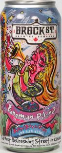 Brock St Brewing Company - Brock St Bohemian Pilsner 473 ml