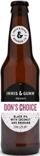 The Innis & Gunn Brewing Imagine & Gunn - Don's Choice 330 ml