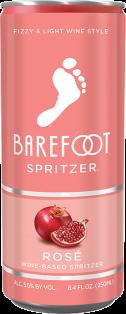 Barefoot Spritzer Rose 4 x 250 ml