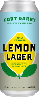 Fort Garry Lemon Lager