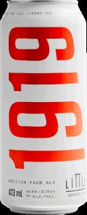 Little Brown Jug 1919 Belgian Pale Ale 473 ml