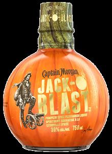 Captain Morgan Jack O' Blast 750 ml
