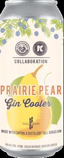 Fort Garry Brewing & Capital K Prairie Pear Gin Cooler 473 ml