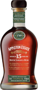 Appleton Estate 15 Year Old Jamaica Rum 750 ml