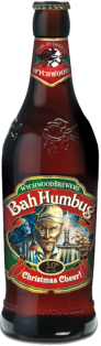Wychwood Brewery Bah Humbug Christmas Ale 500 ml