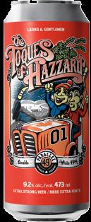 Parallel 49 - Toques of Hazzard White IPA 473 ml