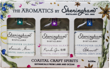 Sheringham Distillery Tri-Pack 3 x 100 ml