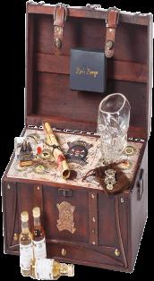 The Rum's Revenge 1st edition Gift Pack 12 x 50 ml