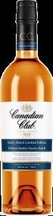 CANADIAN CLUB BARLEY BATCH 750 ml