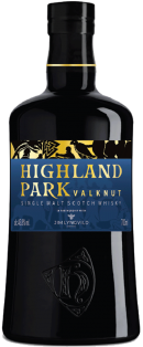 HIGHLAND PARK VALKNUT SINGLE MALT SCOTCH WHISKY 750 ml