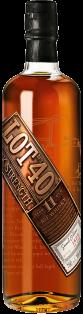 Lot No.40 11yo Cask Strength Single Copper Pot Still Canadian Whisky 750 ml