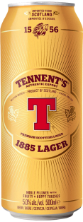 Tennent' s Export Lager 500 ml