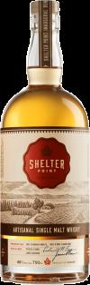 Shelter Point Artisanal Single Malt Whisky 750 ml