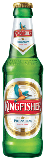 KINGFISHER PREMIUM INDIAN LAGER 330 ml