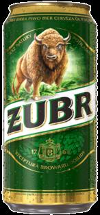 ZUBR LAGER 500 ml