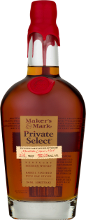 MAKERS MARK PRIVATE SELECT KENTUCKY BOURBON WHISKY 750 ml