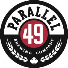 Parallel 49 Brewing Tricycle Radler Growler 1.89 Litre
