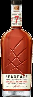 Bearface 7 YO Triple Oak Canadian Whisky 750 ml