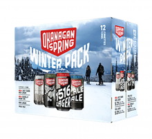 Okanagan Spring Winter Pack 12 x 355 ml