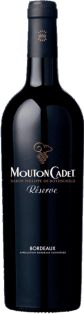 Mouton Cadet Reserve Bordeaux Rouge 750 ml