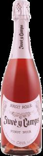 Juve Y Camps Cava Brut Rose 750 ml