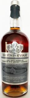 GLYNNEVAN CABOT TRIPLE BARRELLD CANADIAN WHISKY 750 ml