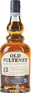 Old Pulteney 12 Year Old Single Malt Scotch Whisky 750 ml