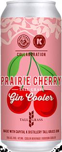 PRAIRIE CHERRY GIN COOLER 473 ml