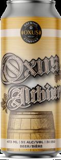 Oxus Brewing Altbier 473 ml