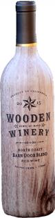 Wooden Winery Barn Door Red Blend 750 ml