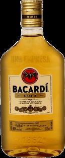 Bacardi Gold Rum 375 ml