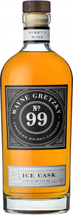 WAYNE GRETZKY NO. 99 ICE CASK PREMIUM CRAFTED WHISKY 750 ml