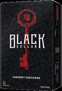 Black Cellar Blend 9 Cabernet Sauvignon 3 Litre