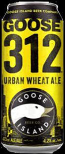 Goose Island 312 Urban Wheat Ale 473 ml
